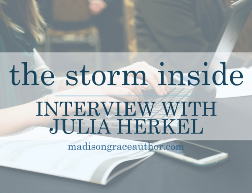 The Storm Inside: Interview with Julia Herkel