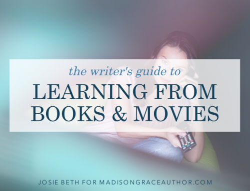 The Writer's Guide to Learning From Books and Movies
